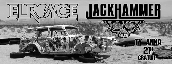 Jackhammer - Ty Anna
