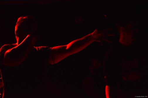 Brutal Death Night III 528 Disentomb © Amandine Briche. 2016