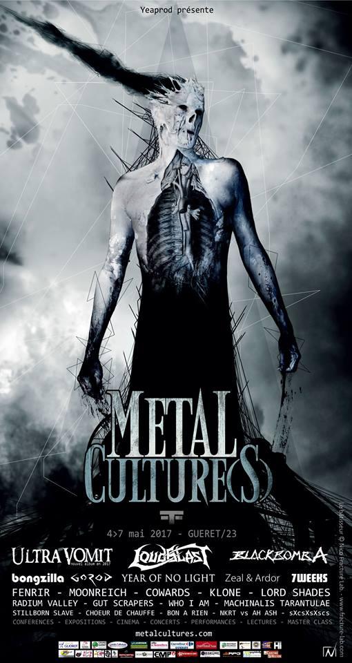 Metal Culture(s) - affiche
