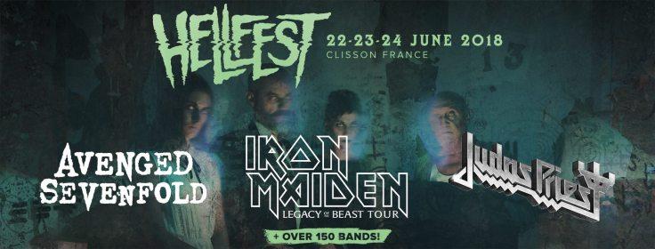 Hellfest 2018 - bandeau