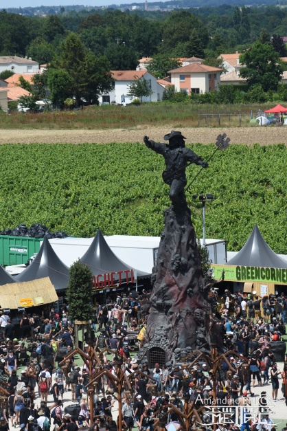 Hellfest by day100