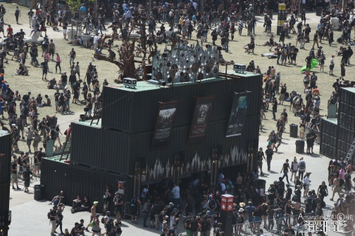 Hellfest by day104