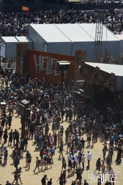 Hellfest by day105