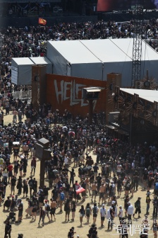 Hellfest by day107