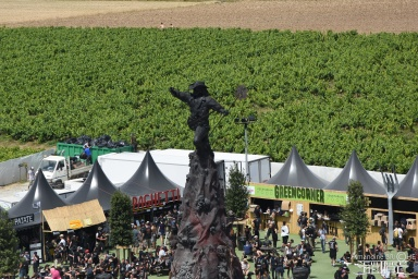 Hellfest by day85