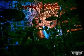 Mercyless @ Bar'hic- Ankou Prod170