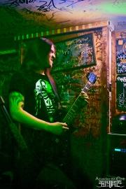 Mercyless @ Bar'hic- Ankou Prod98