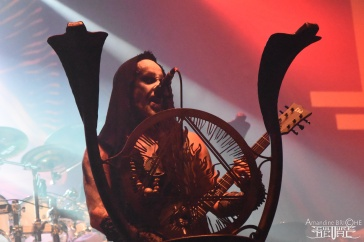 Behemoth - Metal Days92
