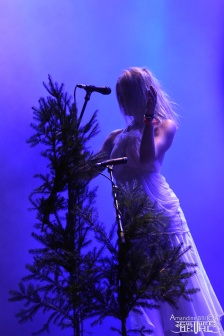 Myrkur @ Metal Days10