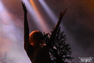 Myrkur @ Metal Days20