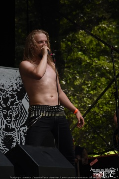 Shade Empire @Metal Days2