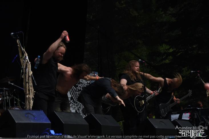 Shade Empire @Metal Days30