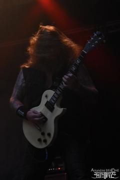 Skeletonwitch @Metal Days14