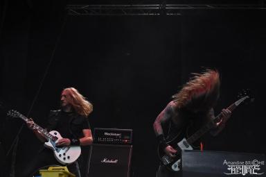 Skeletonwitch @Metal Days3