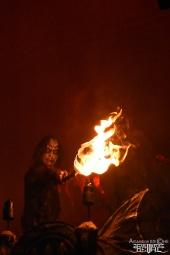 Watain @ Metal Days1