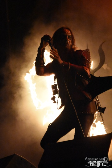 Watain @ Metal Days10