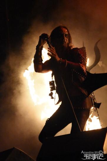 Watain @ Metal Days10
