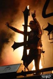 Watain @ Metal Days12