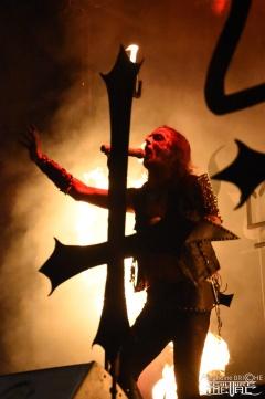 Watain @ Metal Days13