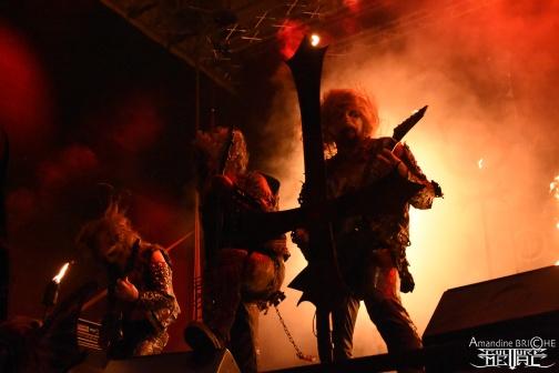 Watain @ Metal Days18
