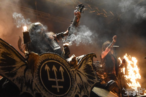 Watain @ Metal Days31