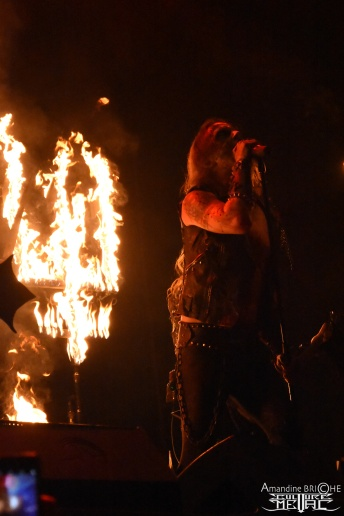Watain @ Metal Days33