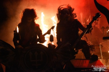 Watain @ Metal Days34