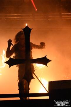 Watain @ Metal Days36
