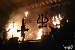 Watain @ Metal Days4