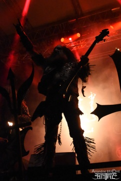 Watain @ Metal Days40