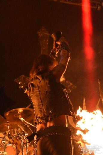 Watain @ Metal Days49