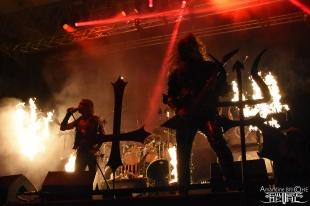 Watain @ Metal Days5
