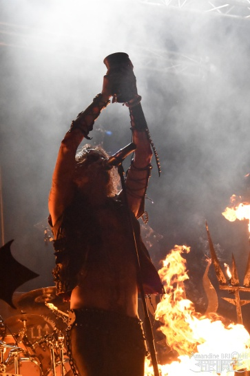 Watain @ Metal Days53