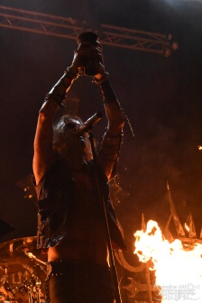 Watain @ Metal Days55