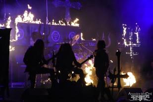 Watain @ Metal Days70