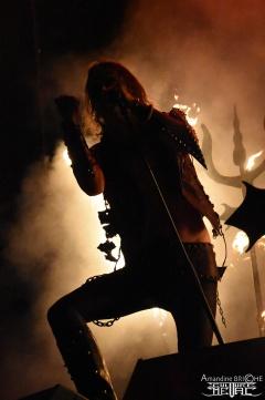 Watain @ Metal Days9