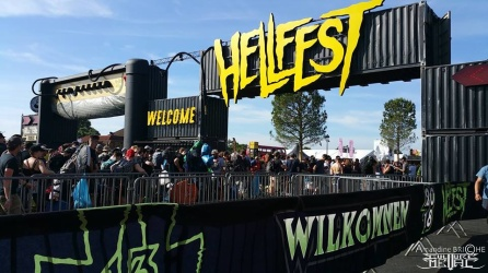 Welcome back in Hellfest11