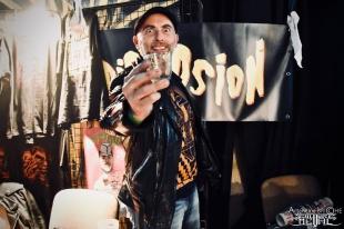 SAMAIN FEST 2018 -Kerozen, Distorsion11