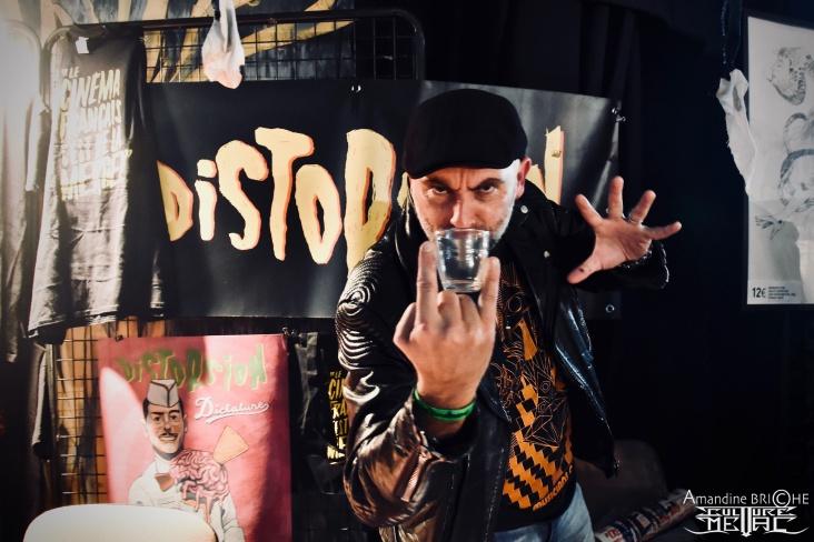 SAMAIN FEST 2018 -Kerozen, Distorsion12