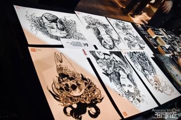 SAMAIN FEST 2018 -Kerozen, Distorsion3