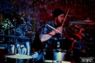 Black Horns @ Bar'hic12