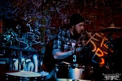 Black Horns @ Bar'hic13