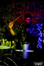 Black Horns @ Bar'hic20
