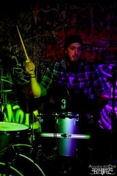 Black Horns @ Bar'hic21