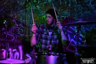 Black Horns @ Bar'hic35