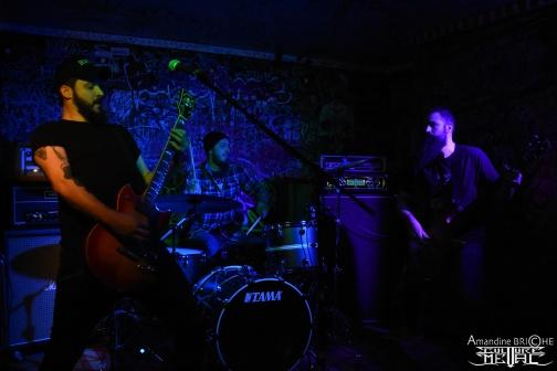 Black Horns @ Bar'hic42