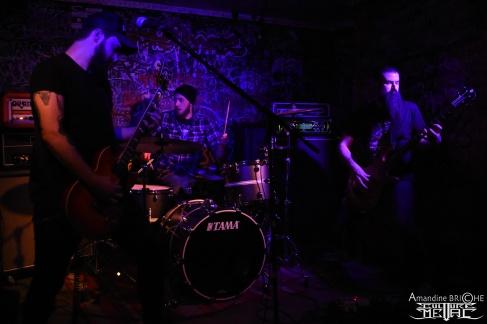 Black Horns @ Bar'hic48