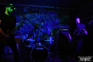 Black Horns @ Bar'hic55