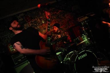 Black Horns @ Bar'hic64