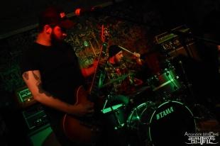 Black Horns @ Bar'hic66